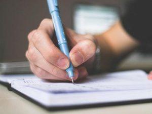 At skrive er også kunst