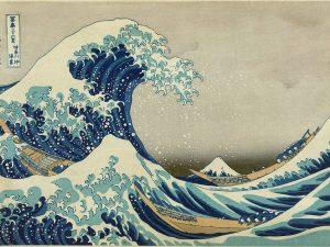 Historisk japansk maleri
